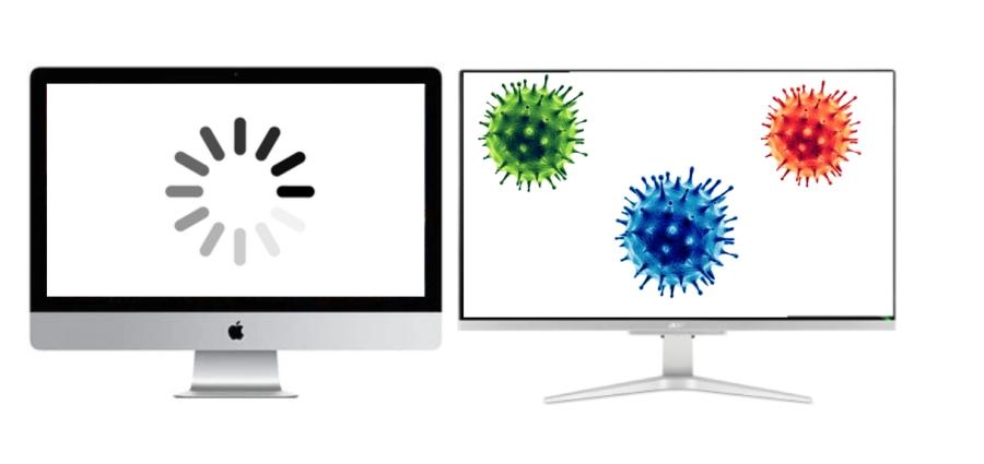 Computer Virus Removal Service Lake Dallas