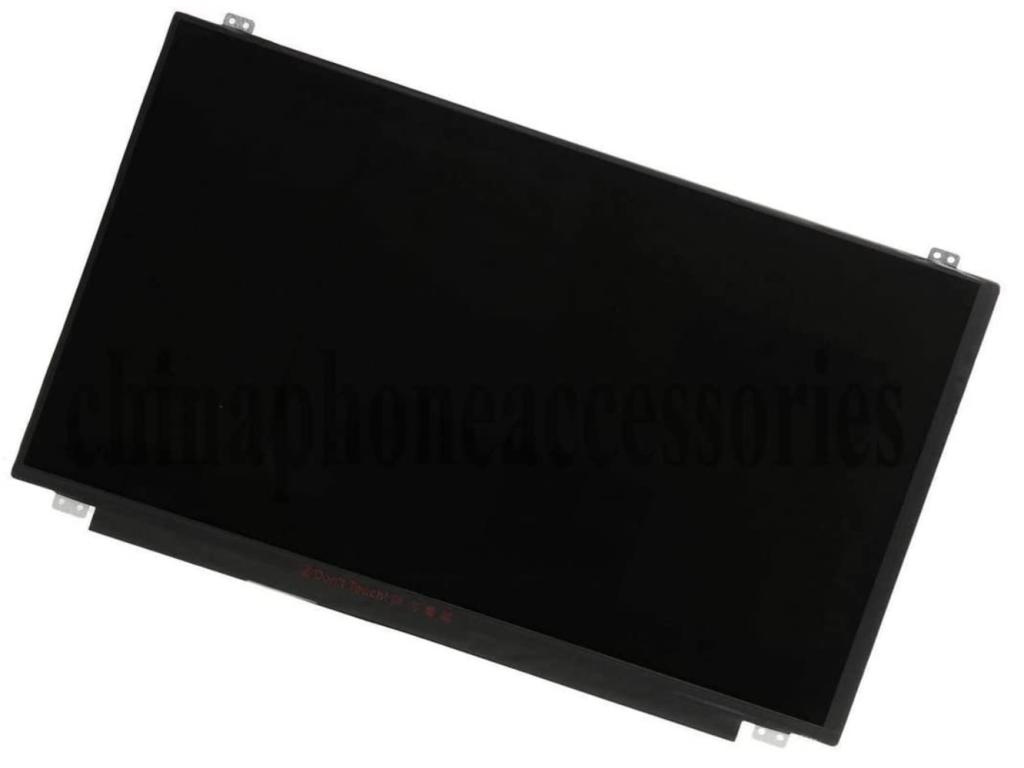 Laptop cracked LCD screen repair in Denton Texas