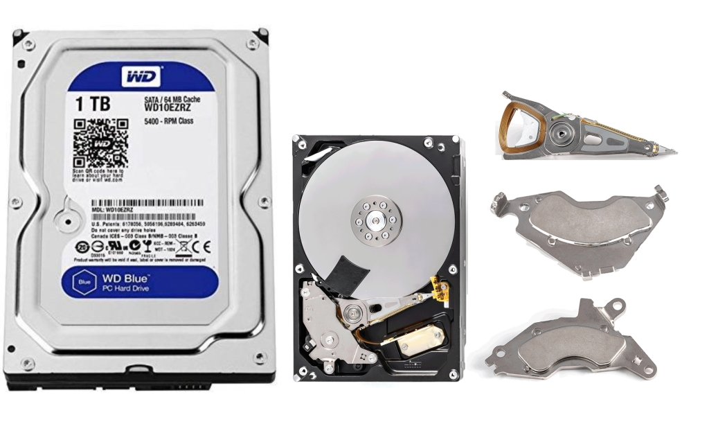 computer Hard disk drive data loss recovery service in Highland Village