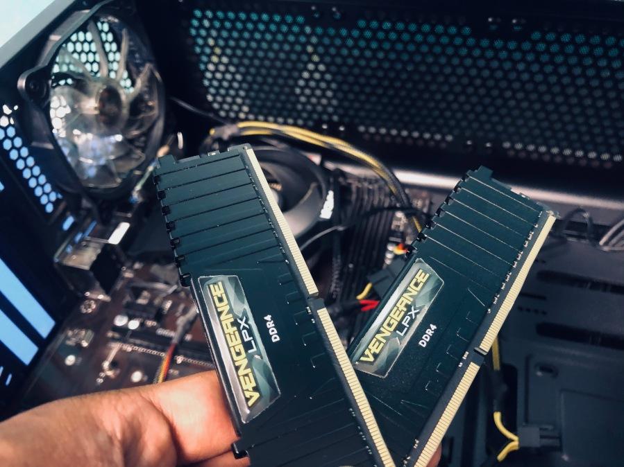 Hardware Upgrade Service Denton